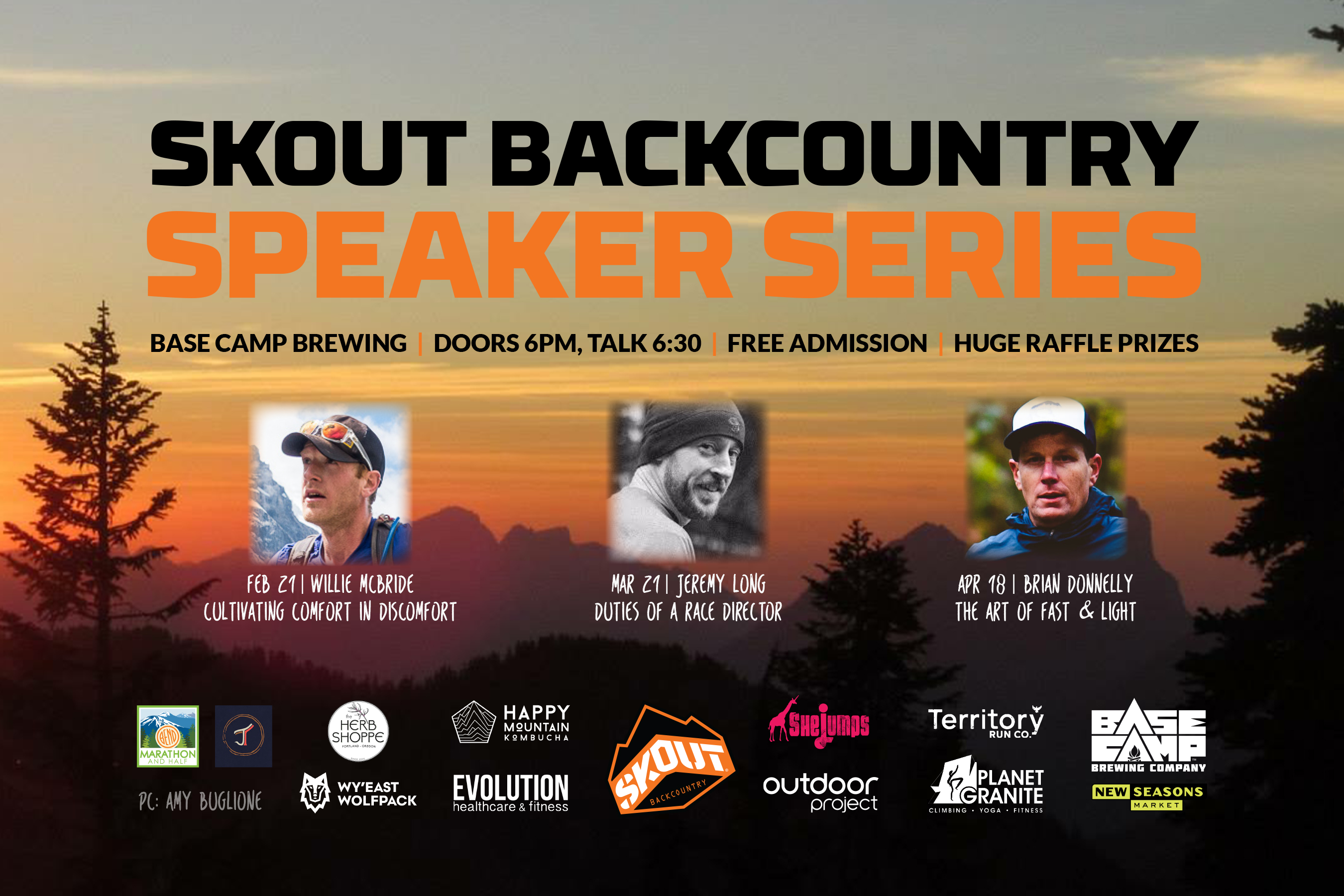 Skout Backcountry #skoutoutside Speaker Series